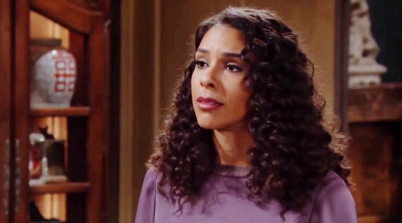 Young and the Restless Spoilers: Kerry Johnson (Alice Hunter)