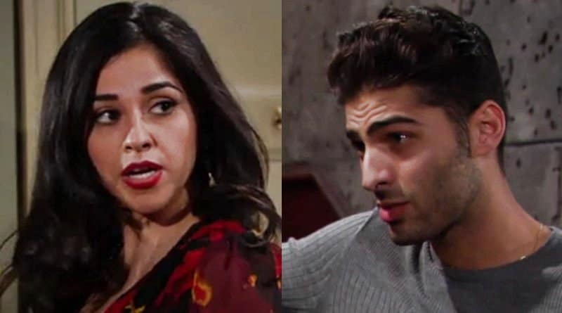 Young and the Restless Spoilers: Mia Rosales (Noemi Gonzalez) - Arturo Rosales (Jason Canela)