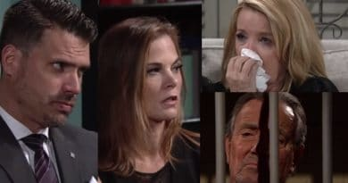Young and the Restless Spoilers: Nick Newman (Joshua Morrow) - Phyllis Abbott (Gina Tognoni) - Nikki Newman (Melody Thomas Scott) - Victor Newman (Eric Braeden)