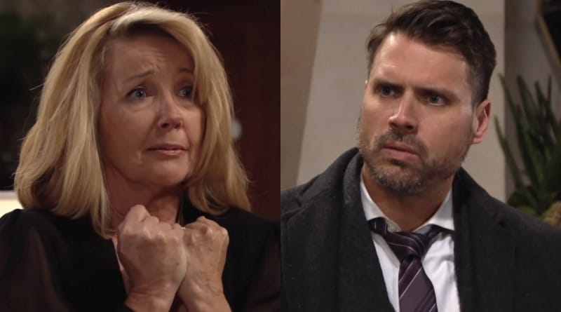 Young and the Restless Spoilers: Nikki Newman (Melody Thomas Scott) - Nick Newman (Joshua Morrow)