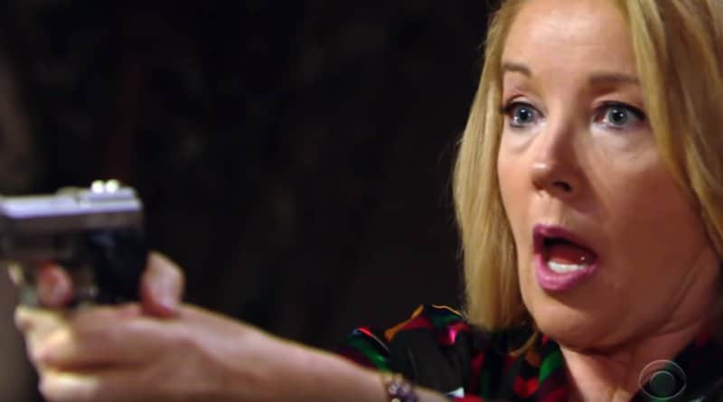 Young and the Restless Spoilers: Nikki Newman (Melody Thomas Scott) - JT Hellstrom (Thad Luckinbill)