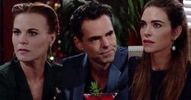 Young and the Restless Spoilers: Phyllis Abbott (Gina Tognoni) - Billy Abbott (Jason Thompson) - Victoria Newman (Amelia Heinle)