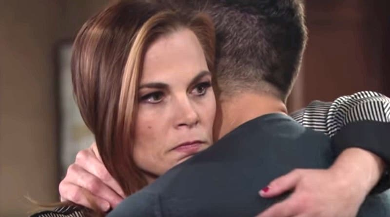 Young and the Restless Spoilers: Phyllis Abbott (Gina Tognoni) - Nick Newman (Joshua Morrow)