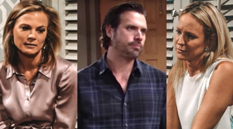 Young and the Restless Spoilers: Phyllis Abbott (Gina Tognoni) - Nick Newman (Joshua Morrow) - Sharon Newman (Sharon Case)