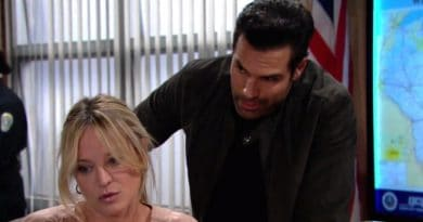 Young and the Restless Spoilers: Sharon Newman (Sharon Case) - Rey Rosales (Jordi Vilasuso)