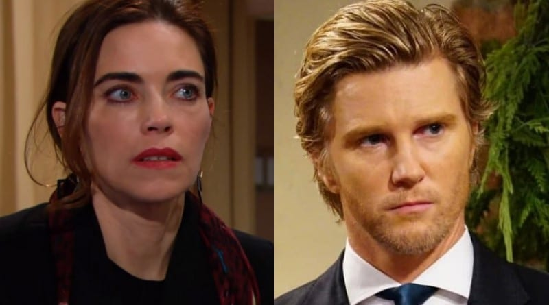 Young and the Restless Spoilers: Victoria Newman (Amelia Heinle) - JT Hellstrom (Thad Luckinbill)
