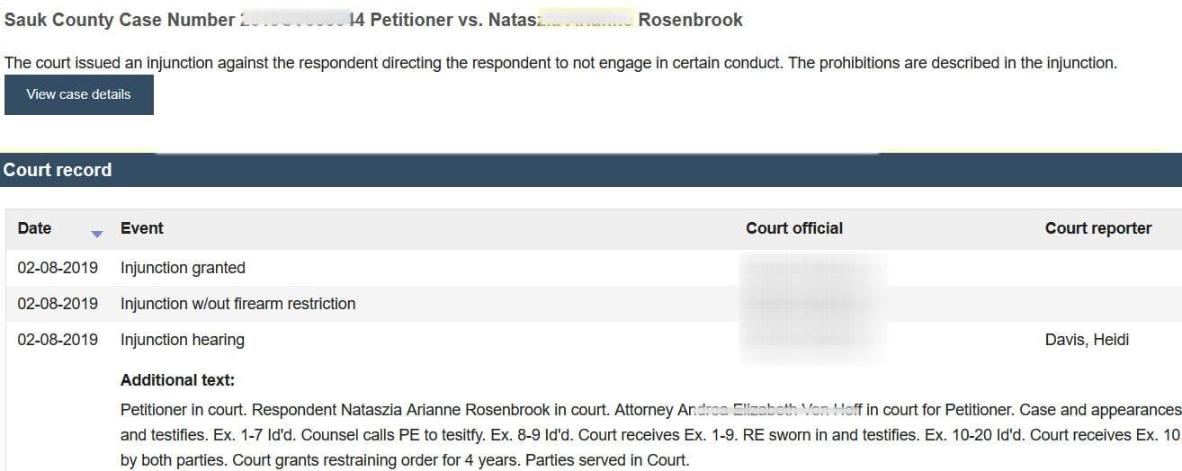 90 Day Fiance: Tasha Rosenbrook Injunction