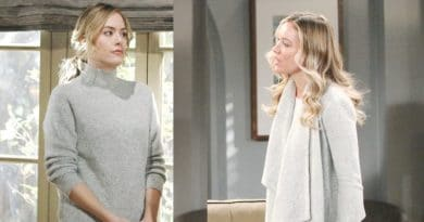 Bold and the Beautiful Spoilers - Hope Logan (Annika Noelle) - Flo Fulton (Katrina Bowden)