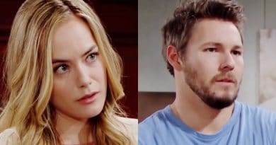 Bold and the Beautiful': Annika Noelle As Grieving Hope