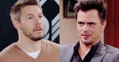 Bold and the Beautiful Spoilers: Liam Spencer (Scott Clifton) - Wyatt Spencer (Darin Brooks)