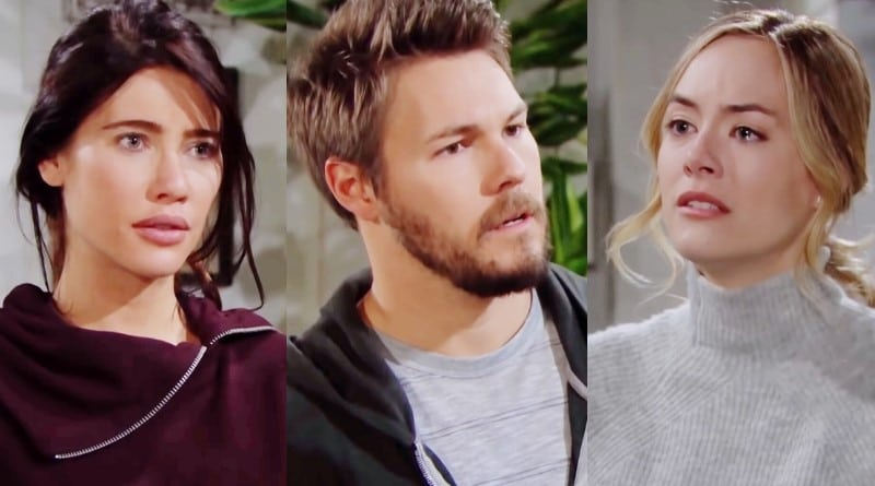 5c01f925eb0 Bold and the Beautiful Spoilers  Steffy Forrester (Jacqueline MacInnes  Wood) - Liam Spencer