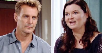 Bold and the Beautiful Spoilers: Thorne Forrester (Ingo Rademacher) - Katie Logan (Heather Tom)