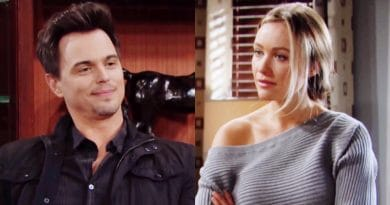 Bold and the Beautiful Spoilers: Wyatt Spencer (Darin Brooks) - Florence Fulton (Katrina Bowden)
