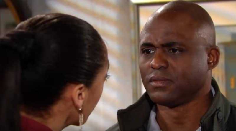 Bold and the Beautiful Spoilers: Zoe Buckingham (Kiara Barnes) - Reese Buckingham (Wayne Brady)q