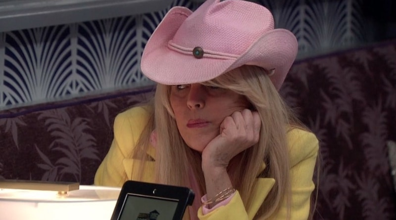 Celebrity Big Brother Spoilers: Dina Lohan