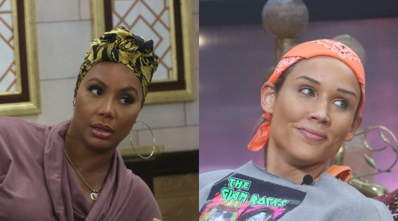 Celebrity Big Brother Spoilers: Tamar Braxton, Lolo Jones