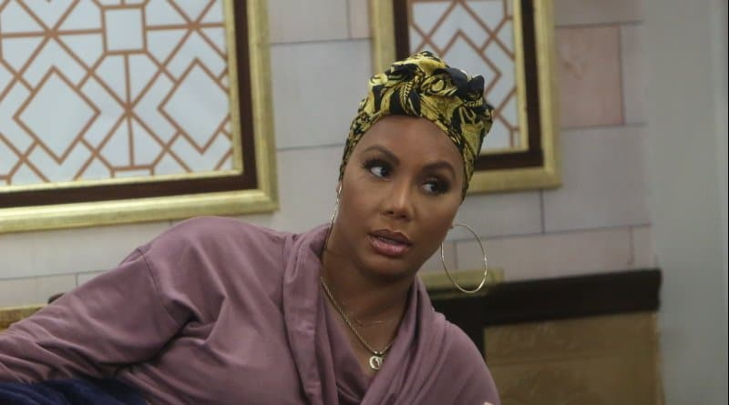 Celebrity Big Brother Spoilers: Tamar Braxton