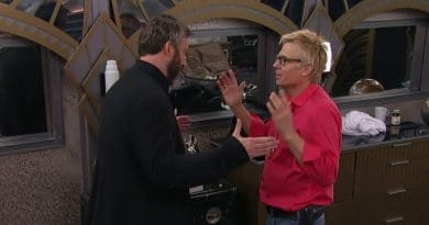 Celebrity Big Brother Spoilers: Tom Green - Kato Kaelin