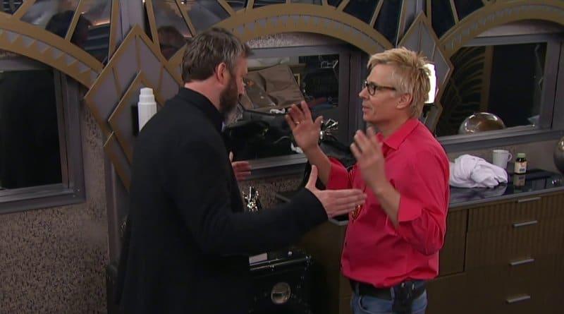 Celebrity Big Brother Spoilers: Tom Green - Kato Kaelin