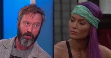 Celebrity Big Brother: Tom Green - Natalie Eva Marie