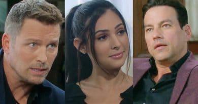 Days of Our Lives Spoilers: Brady Black (Eric Martsolf) - Gabi Hernandez (Camila Banus) - Stefan DiMera (Tyler Christopher)