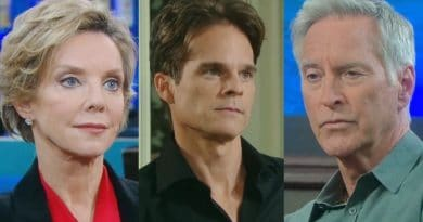 Days of Our Lives Spoilers: Diana Cooper (Judith Chapman) - Leo Stark (Greg Rikaart) - John Black (Drake Hogestyn)