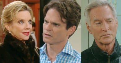 Days of Our Lives Spoilers: Diana Colville (Judith Chapman) - Leo Stark (Greg Rikaart) - John Black (Drake Hogestyn)