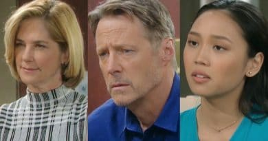 Days of Our Lives Spoilers: Eve Donovan (Kassie DePaiva) - Jack Deveraux (Matthew Ashford) - Haley Chen (Thia Megia)