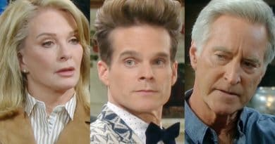 Days of Our Lives Spoilers: Marlena Evans (Deidre Hall) - Leo Stark (Greg Rikaart) - John Black (Drake Hogestyn)