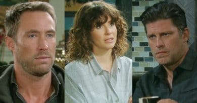 Days of Our Lives Spoilers: Rex Brady (Kyle Lowder) - Sarah Horton (Linsey Godfrey) - Eric Brady (Greg Vaughan)