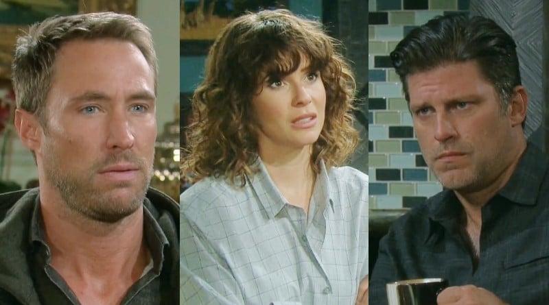 Days of Our Lives Spoilers: Rex Brady (Kyle Lowder) - Sarah Horton (Linsey Godfrey) - Eric Brady (Greg Vaughan)