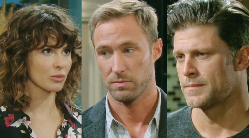 Days of Our Lives Spoilers: Sarah Horton (Linsey Godfrey) - Rex Brady (Kyle Lowder) - Eric Brady (Greg Vaughan)