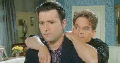 Days of Our Lives Spoilers: Sonny Kiriakis (Freddie Smith) - Leo Stark (Greg Rikaart)