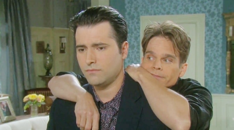 Days Of Our Lives Spoilers Little Leo Loses Leverage Sonny Files Divorce Soap Dirt