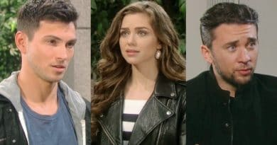 Days of Our Lives Spoilers: Ben Weston (Robert Scott Wilson) - Ciara Brady (Victoria Konefal) - Chad DiMera (Billy Flynn)