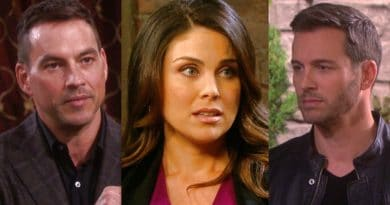 Days of Our Lives Spoilers: Stefan DiMera (Tyler Christopher) - Chloe Lane (Nadia Bjorlin) - Brady Black (Eric Martsolf)