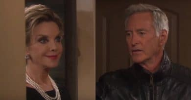 Days of Our Lives Spoilers: Diane Cooper (Judith Chapman) - John Black (Drake Hogestyn)