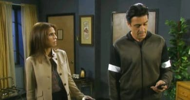 Days of Our Lives Spoilers: Hope Brady (Kristian Alfonso) - Ted Laurent (Gilles Marini)