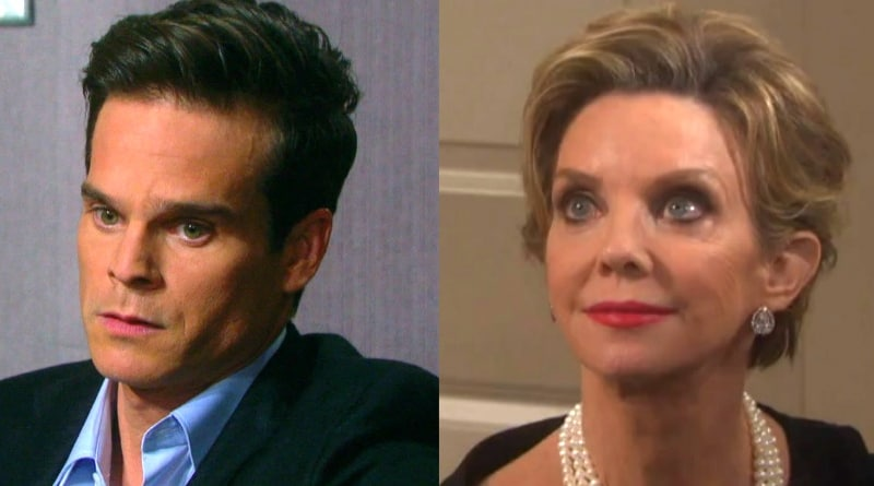 Days of Our Lives Spoilers: Leo Stark (Greg Rikaart) - Diana Cooper (Judith Chapman)