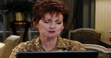 Days of Our Lives Spoilers: Robin Strasser