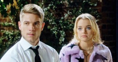 Days of Our Lives Spoilers: Tripp Dalton (Lucas Adams) - Claire Brady (Olivia Rose Keegan)