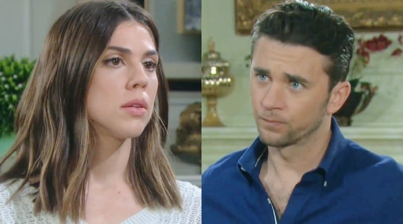 Days of our Lives Spoilers: Abigail Deveraux (Kate Mansi) - Chad DiMera (Billy Flynn)