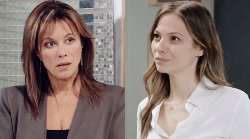 General Hospital Spoilers: Alexis Davis (Nancy Lee Grahn) - Kim Nero (Tamara Braun)