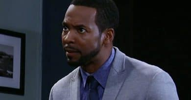 General Hospital Spoilers: Andre Maddox (Anthony Montgomery)