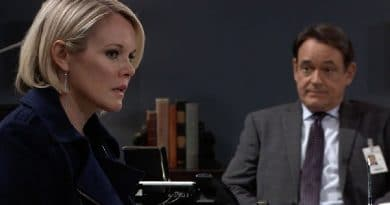General Hospital Spoilers: Ava Jerome (Maura West) Ryan Chamberlain (Jon Lindstrom)