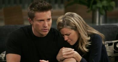 General Hospital Spoilers: Carly Corinthos (Laura Wright) Jason Morgan (Steve Burton)