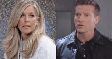 General Hospital Spoilers: Carly Corinthos (Laura Wright) - Jason Morgan (Steve Burton)
