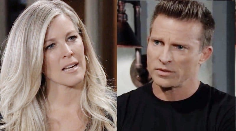 General Hospital Spoilers Carly Confides Scary Baby News To Jason