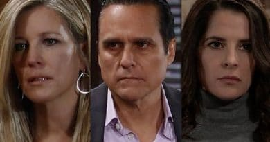 General Hospital Spoilers: Carly Corinthos (Laura Wright) Sonny Corinthos (Maurice Benard) - Sam McCall (Kelly Monaco)