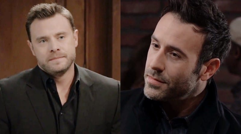 General Hospital Spoilers: Drew Cain (Billy Miller) - Shiloh (Coby Ryan McLaughlin)
